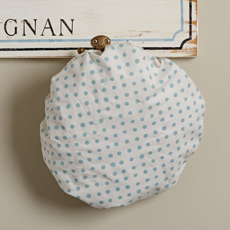 Dottie Aqua Shower Cap