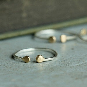 Beta Lyrae Stacking Ring