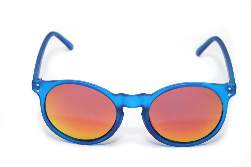 Voyage Sunglasses | Frosted Blue
