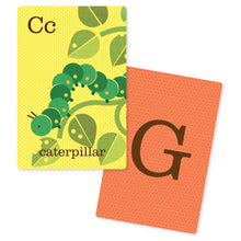 In The Garden Flash Cards A-Z