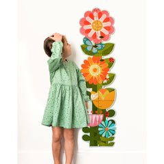 Garden Flowers Growth Chart