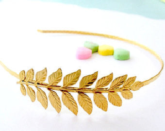 Grecia Goddess 22k GP Headband