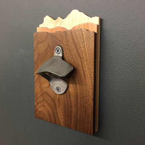 Adirondack Bottle Opener with Magnets