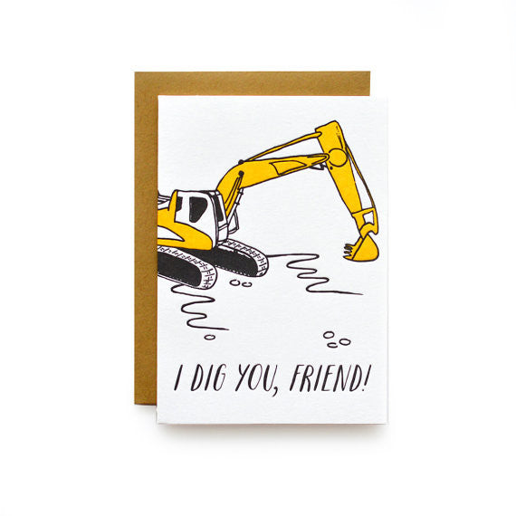 I Did You Card