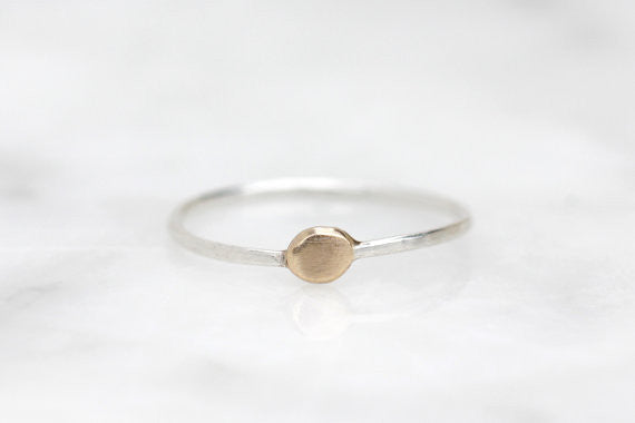 North Star Stacking Ring