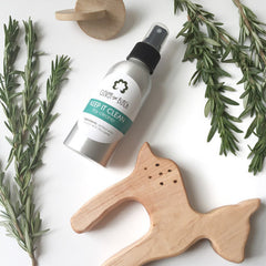 All Natural Wooden Toy Cleaner
