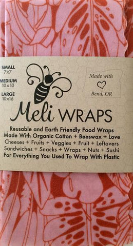 Beeswax Meli Food Wraps Alani