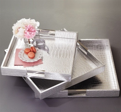 Silver Gallery Tray