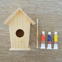 Design Your Own Bird's House