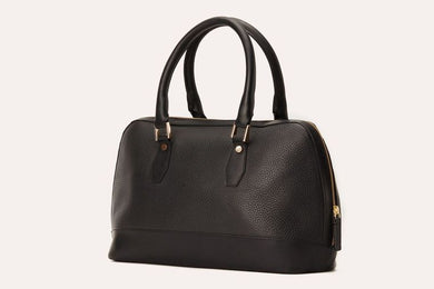 Classic Leather Everyday Bag