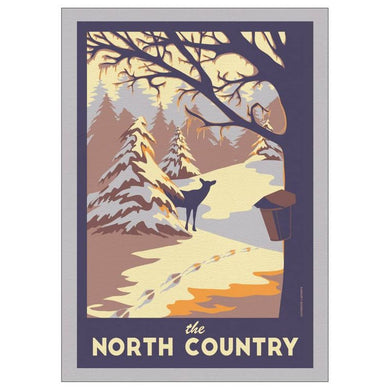 The North Country Postcard
