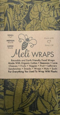 Beeswax Meli Food Wraps Ola