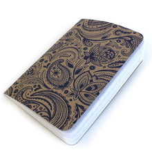 Stripes + Paisley Essential Notebooks: 3 pack
