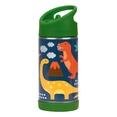 Dinosaurs Stainless Steel Water Bottle