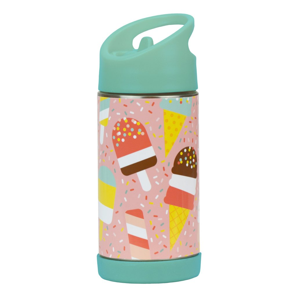 Ice Pops Stainless Steel Water Bottle