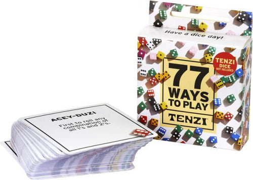 77 Way to Play TENZI