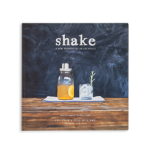 Shake, a new perspective on cocktails