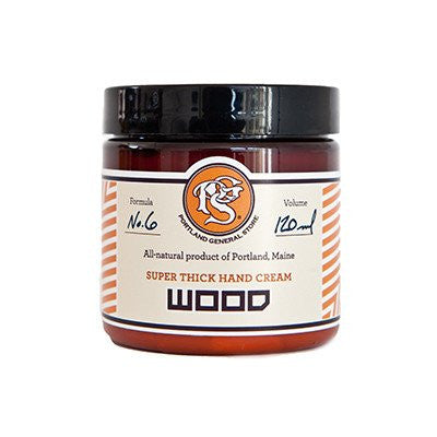 Wood Super Thick Hand Cream