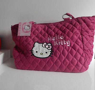 Borsa Hello Kitty rosa