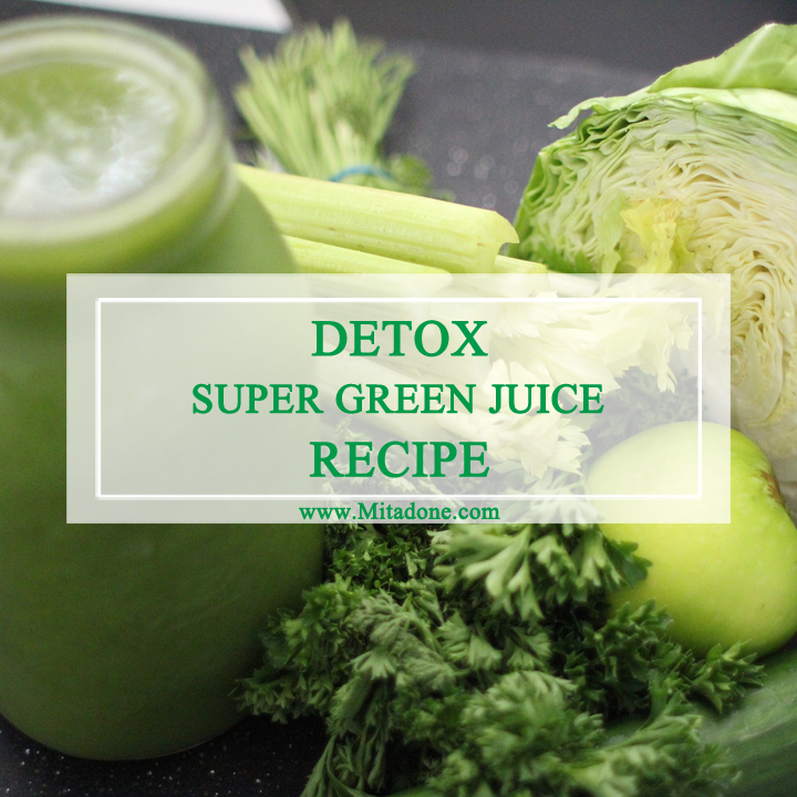 Super Green Juice- Your New Favorite Recipe
