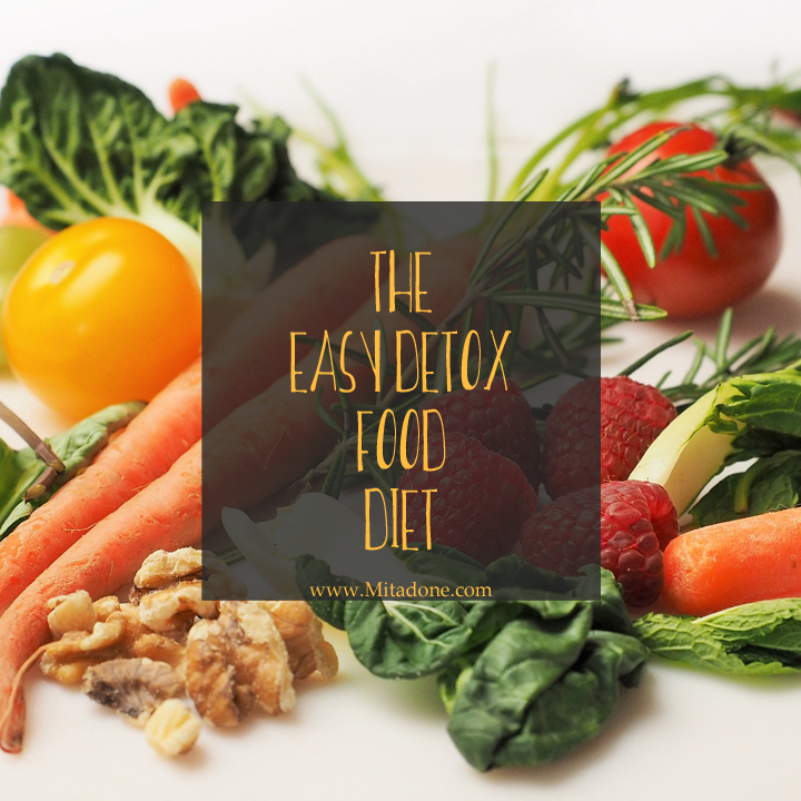 The Easy Detox Food Diet