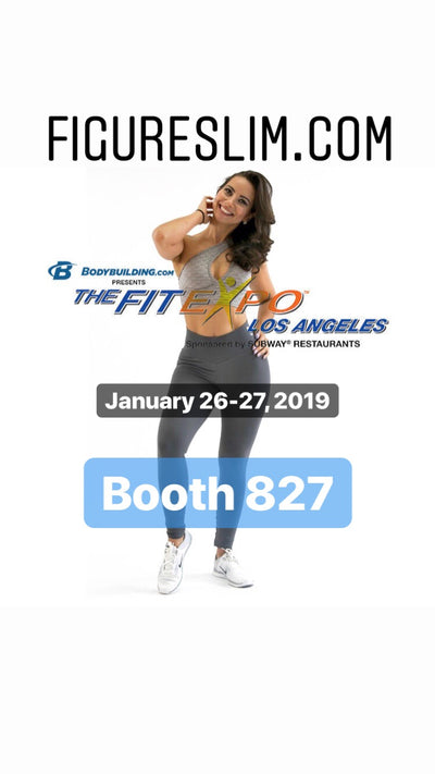 Starting 2019 LA Fit Expo