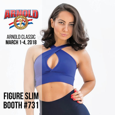 Its time for the Arnold Fitness Expo !!