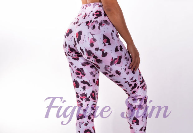 *NEW & LIMITED The Wild Leopard High Waist Leggings PREORDER