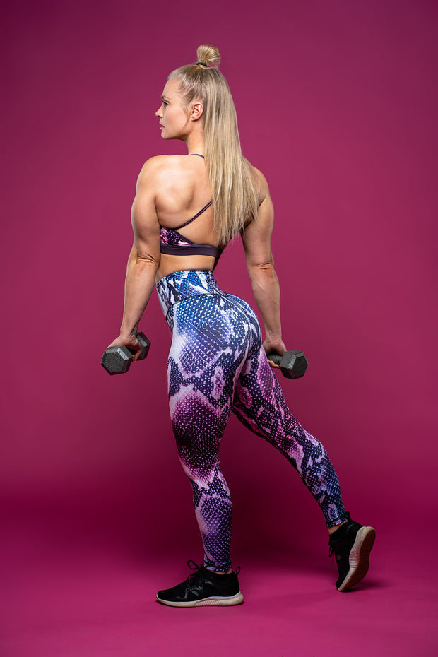 *PRINTS COLLECTION- ALL LIMITED Our High Waist Leggings
