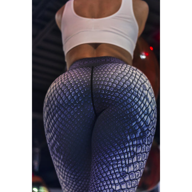 * NEW & LIMITED The Lady Dragon High Waist Leggings