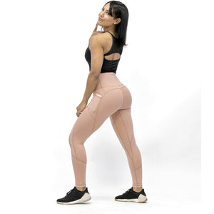 The Heart Booty Collection- Heather Grey/Mint/Dust Rose