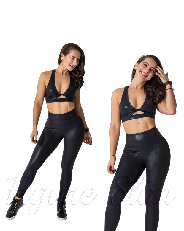 * NEW & LIMITED The Liquid Leggings (Faux Leather)