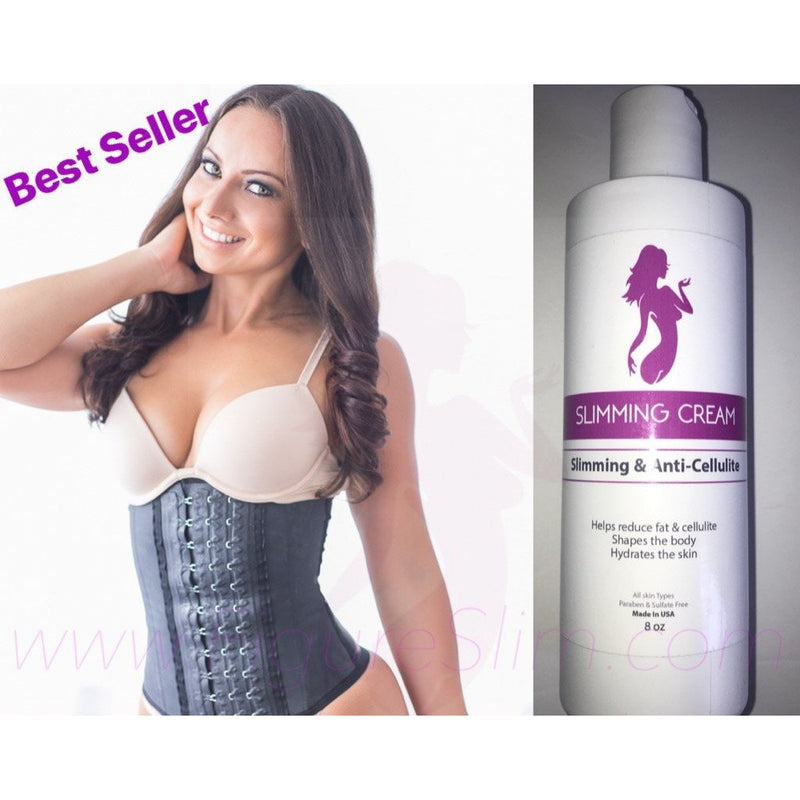 *BEST SELLER BUNDLE * Our Famous 3 Hooks Waist Trainer & The Slimming Cream