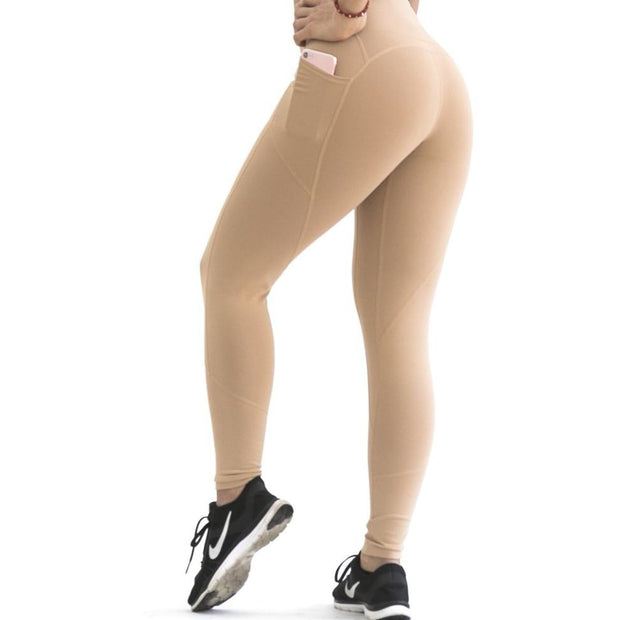 *NEW* The Heart Booty Collection- Beige Color
