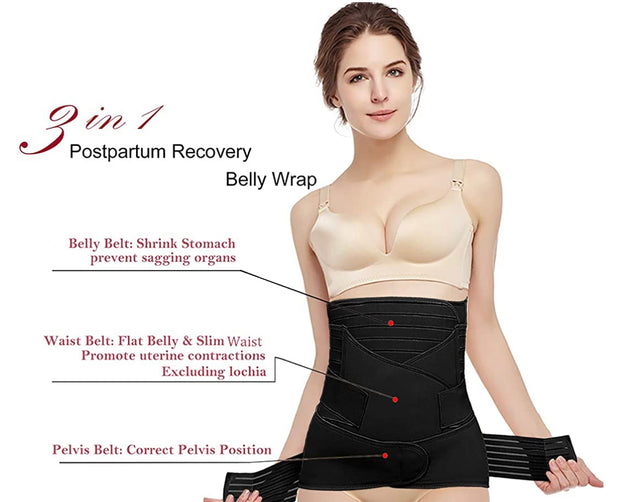 *NEW* 3 in 1 PostPartum Recovery Shaper
