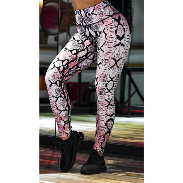 * NEW & LIMITED The Blush Venom High Waist Leggings