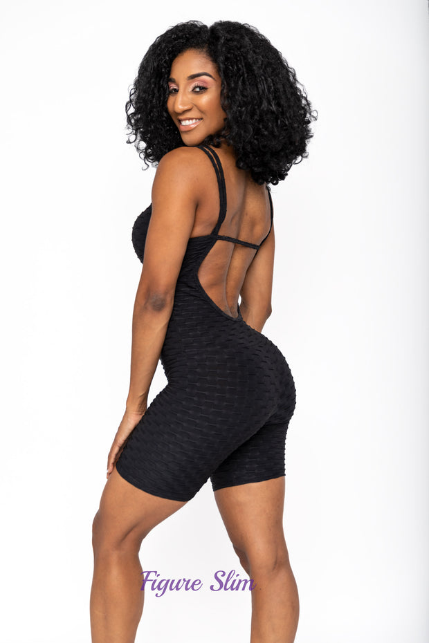 *NEW* The Open Back Shorts Bodysuit