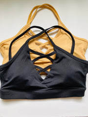 *The Ultimate Sports Bra (SOLID COLORS)