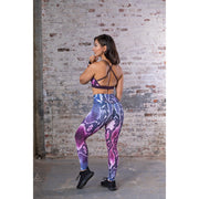 * NEW & LIMITED The Python High Waist Leggings