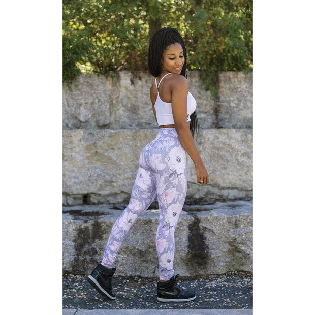 * NEW & LIMITED The Blooming Booty High Waist Leggings