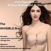 *NEW* The Invisible Bra