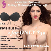 *NEW* Invisible Bra BUNDLE