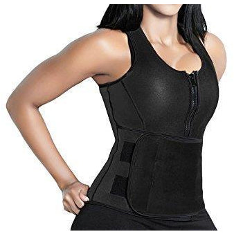 Neoprene Sweat Vest & Slimming Cream Bundle