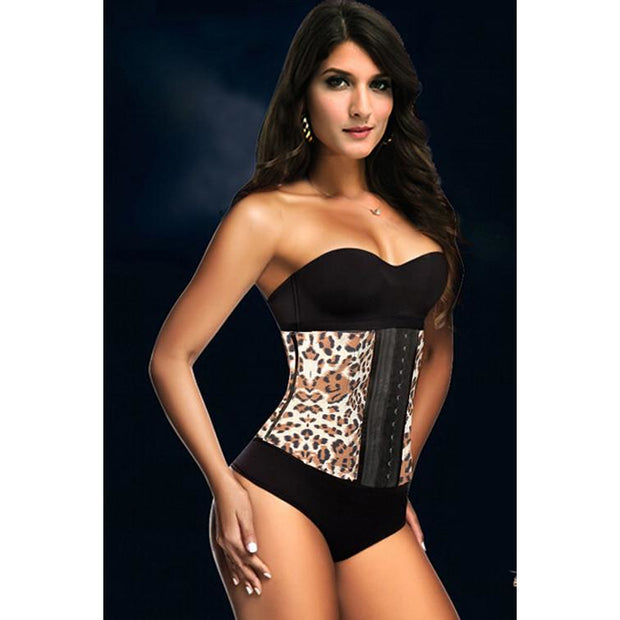 Leopard Print Waist Trainer Limited Edition
