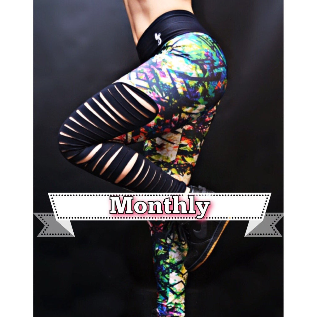 *NEW ! MONTHLY CLUB Figure Slim MEMBERSHIP