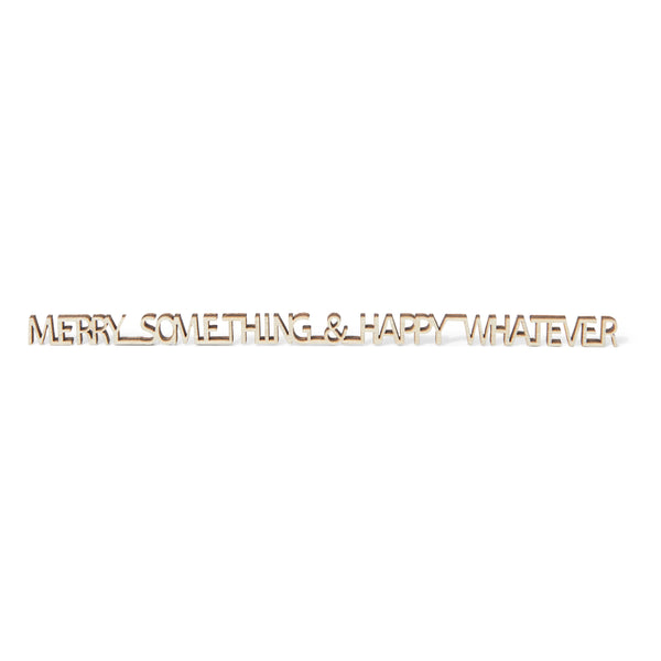 Merry something & happy whatever - Birambi