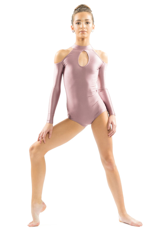 Peek-A-Boo Leotard - Patrick J Design.com, dance wear, costum costumes, dance