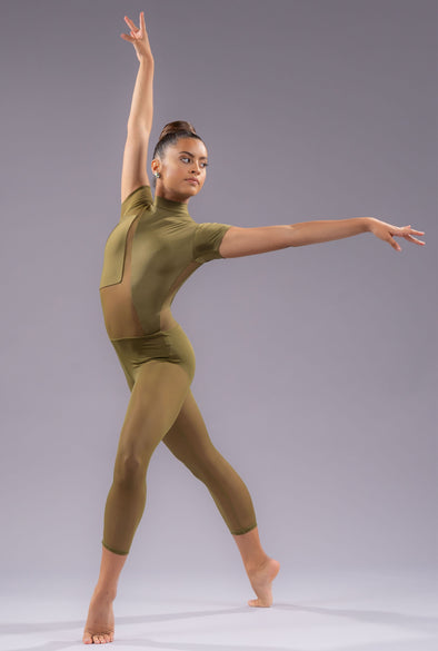 Aria Unitard - Patrick J Design.com, dance wear, costum costumes, dance