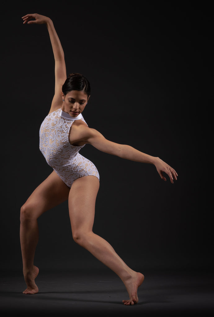 Ella Lace Leotard - Patrick J Design.com, dance wear, costum costumes, dance
