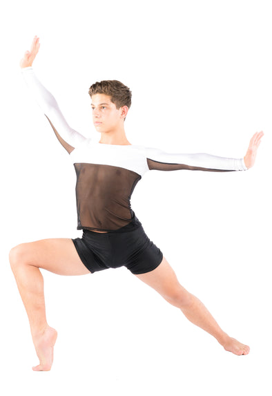 Luke Top - Patrick J Design.com, dance wear, costum costumes, dance